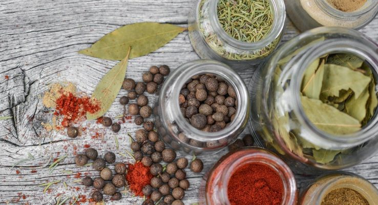 herbs and spices, strengthen immune system, boost immune system, coronavirus